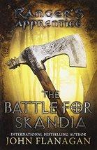 The Battle for Skandia: Book Four (Ranger's Apprentice) [Paperback] Flanagan, Jo image 2