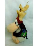 "15"" Opus Penguin Reindeer Plush Stuffed Animal Dakin Bloom County Christ... - $24.99"