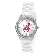 MLB Cleveland Indians  Women's Frost Watch - $48.99