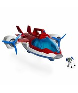 Paw Patrol Airplane Canine Air Patroller Plane With Lights And Proofing - $284.07