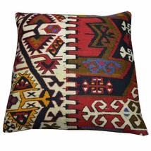 """Barkat Rugs19"""" x 19"""" Southwestern Design Handmade Kilim Pillow Cover Brp... - $67.50"""