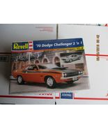 Revell 1970 Dodge Challenger T/A 1/24 scale - $28.99
