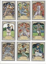 2012 Topps Gypsy Queen #'s 1-249 (Stars, Rookie Rc's, Hof) - Who Do You Need!!! - $0.99+