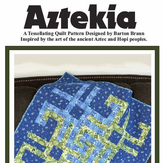 Primary image for Aztekia Quilt Pattern