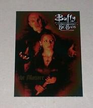 CHASE (PROMO): Buffy Big Bads P 1 - $1.25