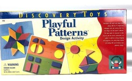 Discovery Toys Playful Patterns Design Activity Play-set GIFT - $32.11