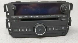 2011-2012 Chevrolet Impala Am Fm Cd Player Radio Receiver 54833 - $309.83