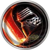 Star Wars Episode 7 The Force Awakens Dessert Plates 8 Ct Birthday Party... - $2.56