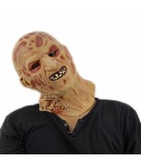 Freddy Burn Scary Mask Ugly Monster Breathable For Halloween Party Costu... - $17.51