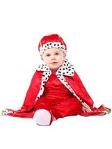 Princess Paradise Boys' Regal Royalty King Costume, As Shown, 6-12 Months - $63.25