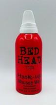 TIGI Bed Head Hook-Up Mousse Wax Wet Or Dry Hair Shape & Reshape 5 oz - ... - $29.99