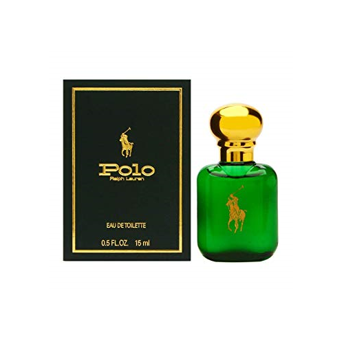 Primary image for Ralph Lauren Polo Green Mini Men Eau De Toilette Splash 0.5oz / 15ml
