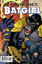 Convergence: Batgirl #2 VF; DC | save on shipping - details inside - $1.25