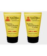 2~ The Naked Bee HAND REPAIR CREAM Orange Blossom Honey Made in USA 3.25... - $20.89