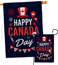 Canada Day - Impressions Decorative Flags Set S137260-BO - $57.97