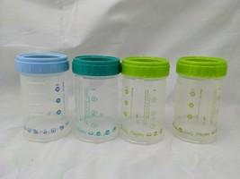Playtex Nurser Drop in Bottles 4 oz Lot No Lids #15 No Nipples - $24.95