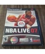 NBA Live 07 BASKETBALL 2007 Sony PlayStation 2 PS2 VIDEO GAME BRAND NEW - $19.80