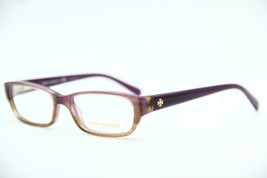 New Tory Burch Ty 2027 1082 Purple Eyeglasses Authentic Rx TY2027 52-16 - $54.23