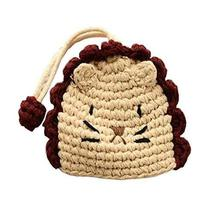Lion Pattern Style Student Key Ring/Lovely Kids Toys/Doll Small Pendant - $14.27
