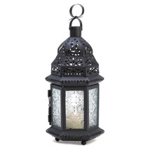 Winter Fire Candle Lantern 10014118 - $18.86