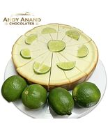 "Andy Anand Sugar Free Key Lime Cheesecake 9"" With Free Air Shipping (2 lbs) - $44.84"