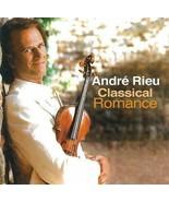 Classical Romance [Audio CD] Andre Rieu - $6.92