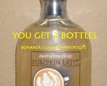 Bbw nourishing hand soap marshmallow pumpkin latte with bonz text thumb155 crop