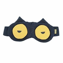 Great Gift [BIG EYE] Comfortable Eyeshade Sleep Eye Mask Unisex Eye Mask