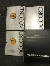 1998 1999 2000 HONDA ACCORD Service Repair Shop Manual Set W EWD Supp Pa... - $98.95