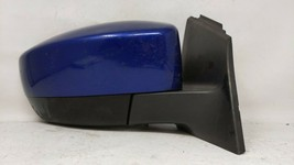 2012-2014 Ford Focus Driver Left Side View Power Door Mirror Blue 80274 - $155.58