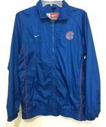 Chicago Cubs Youth Kids L 16-18 Baseball MLB Nike Blue Windbreaker Jacket  - $41.65