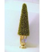 Tall Table Top Christmas Tree - $8.00