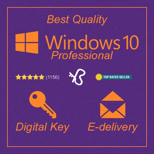 Windows 10 Pro Professional Digital Product and 50 similar items