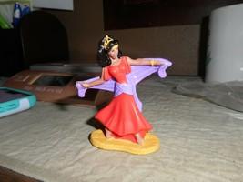 "Disney The Hunchback Of Notre Dame Esmeralda Loose 2.75"" PVC Figure Applause - $5.20"