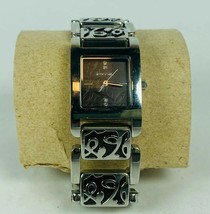 Fossil Women's Wristwatch Silver Tone Watch Date ES-2054-110810 Link Band - $46.57