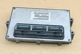 2003 Jeep Wrangler 4.0L Engine Computer ECM PCM ECU 56044093 P56044093AH image 2