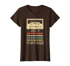 Uncle Shirts -   Vintage Retro Made In July 1942 76th Birthday Gift 76 years Wow image 5