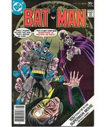 Batman Comic Book #290, DC Comics 1977 VERY FINE- - $12.59