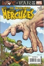 (CB-3) 2009 Marvel Comic Book: The Incredible Hercules #124 {Love & War ... - $2.00