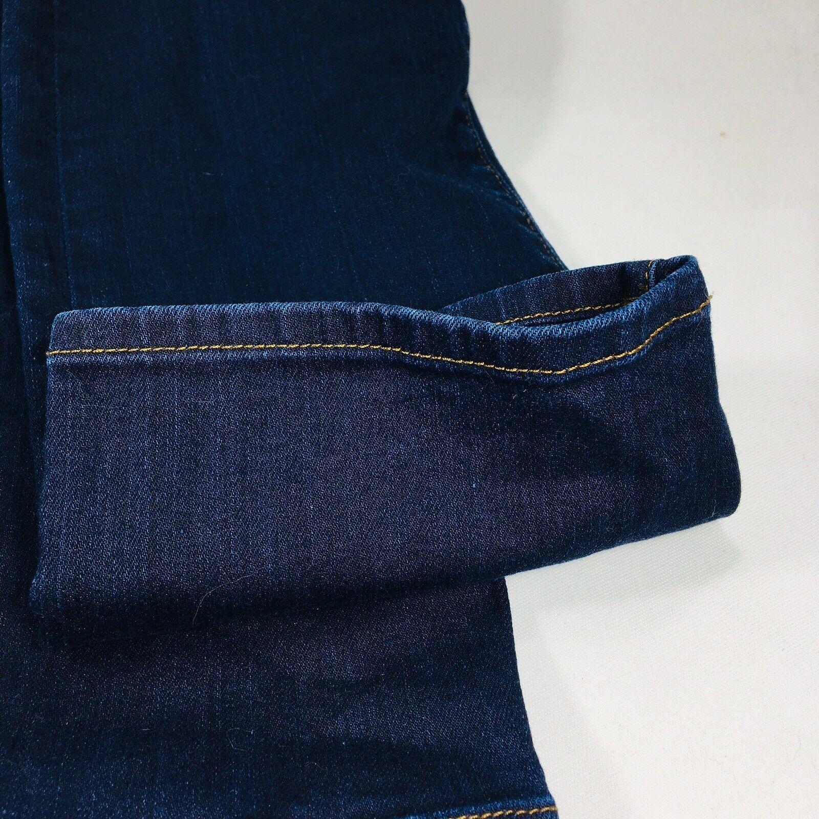J Brand Womens Cigarette Leg Ignite Slim Straight Leg Cotton Stretch Size 28x31 image 8