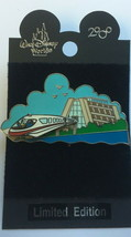 Monorail slider wdw  Authentic Disney  pin original Card - $15.99