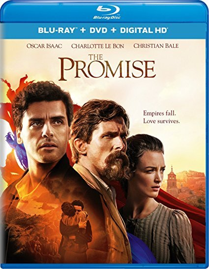 The Promise [Blu-ray/DVD/Digital, 2017] New