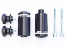 OES Frame Sliders and Spools Fits 07 2008 Suzuki GSXR 1000 GSXR1000 K7 K8 No Cut - $69.99