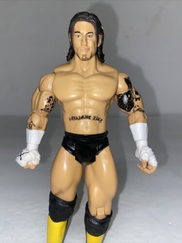 Primary image for CM Punk 2004 Jakks Pacific Wrestling Action Figure WWE