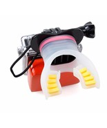 Gopro Holder Tooth Mouth Surfing Hero Bite Shoot Dummy Grill Surf Camera... - $14.87