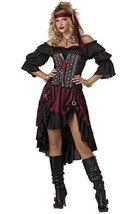 NIP California Costumes Women's Size Large Pirate Wench Costume - $29.65