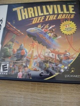 Nintendo DS Thrillville: Off The Rails image 1
