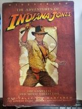 The Adventures of Indiana Jones 1-3 DVD image 1