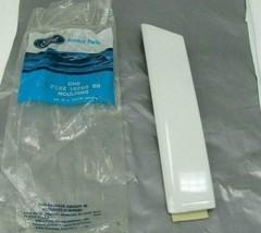 Ford Moulding F02Z-16003-BB White NOS OEM Genuine Original Part - $29.39