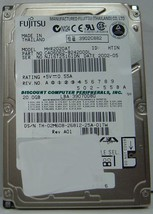 Fujitsu MHR2020AT 20GB 2.5in IDE Drive Free USA Shipping Our Drives Work - $21.50